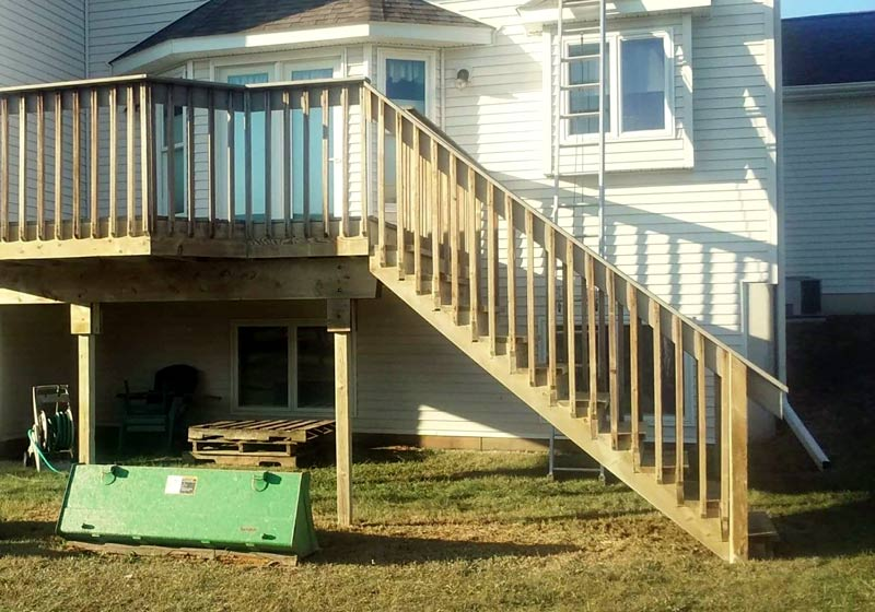 deck and fence cleaning service in northeast indiana