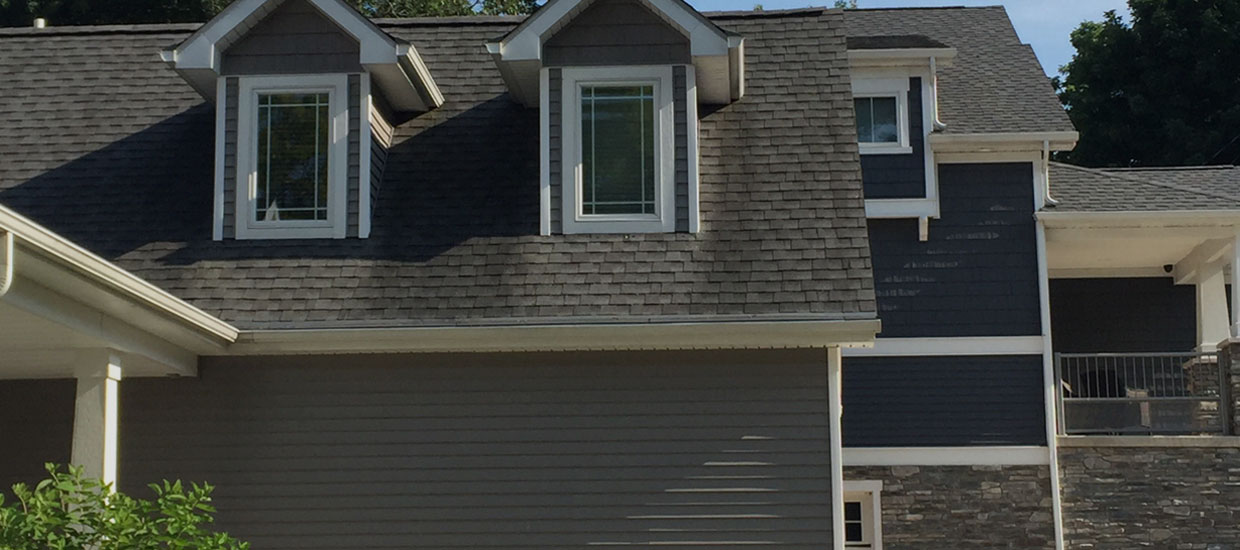 free gutter cleanout with roof and house wash